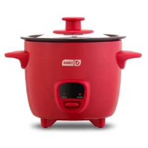 Dash DRCM200GBRD04 - Best Cookers for Rice: Portable and Compact Size