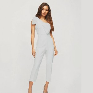 ASOS Miss Selfridge Petite - Best Jumpsuits for Petites: Lovely organza bow front