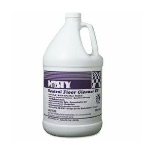 Misty Neutral Floor Cleaner EP - Best Cleaning Solution for Vinyl Floors: Pleasant Scent Makes it Easy to Work Around