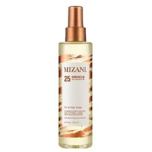 Mizani 25 Miracle Nourishing Oil - Best Hair Oil for Growth: 99% Biodegradable Formula