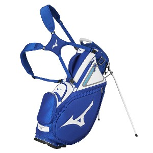 MIZUNO Pro Golf Stand Bag - Best Golf Bags Stand: Magnetic Closure Pocket
