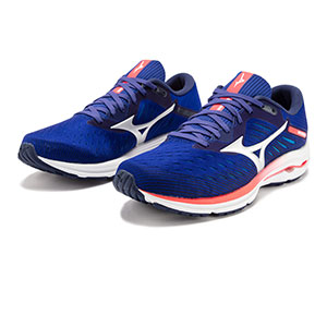 MIZUNO WAVE RIDER 24 RUNNING SHOES - AW20 - Best Shoes for Running: Durable running shoe