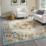 12 Reviews: Best Rugs for Dining Rooms (Oct  2020): Gripping Rubber Underside