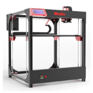 Modix Big 60 V3 Single Print head - Best 3D Printers for Large Objects: Works great, looks great