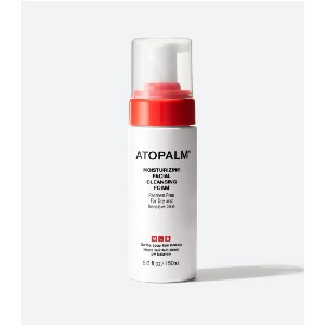 ATOPALM Moisturizing Facial Cleansing Foam - Best Makeup Remover Face Washes: Brighter, Clearer, and Smoother
