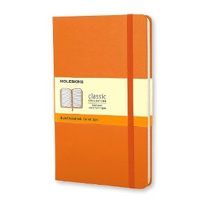 Moleskine Classic Notebook - Best Notebook for Students: It does not bleed