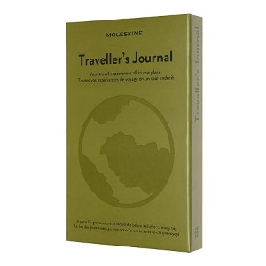 Moleskine Passion Journal - Best Notebook for Travel Journal: Best overall