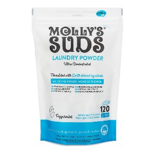 Molly's Suds Original Laundry Detergent Powder - Best Laundry Detergents Stain Remover: Powerful Cleaning Punch