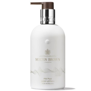 Molton Brown Milk Musk Body Lotion - Best Fragrance Body Lotion: Pear and Peach scent