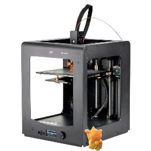 Monoprice Maker Ultimate 3D Printer  - Best 3D Printers for Cookie Cutters: Anti-Jam Feeder