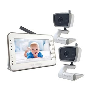 Moonybaby Trust 30 Video Baby Monitor  - Best Video Baby Monitor with 2 Cameras: Long battery life