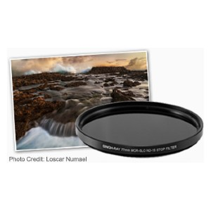 Singh-Ray Mor-Slo™ Solid  - Best ND Filters for Street Photography: Enter an Exciting World of Dramatic Motion