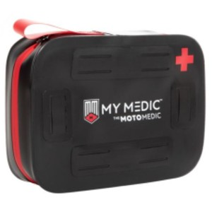 My Medic The Moto Medic  - Best Emergency Kits for Cars: Easily Identifiable, Color Coded Patches