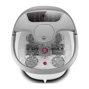 ACEVIVI Motorized Foot Spa - Best Foot Spa for Ankle Pain: Ideal for exfoliation