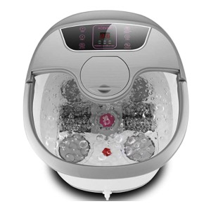 ACEVIVI Motorized Foot Spa Bath  - Best Foot Spa for Big Feet: For smooth heels