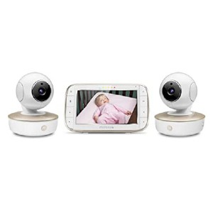 Motorola Video Baby Monitor - Best Video Baby Monitor with 2 Cameras: Easy installation