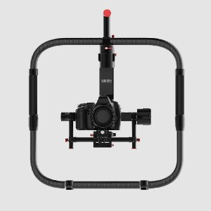 Moza Lite 2P - Best Camera Stabilizers for BmPCC: Detachable Handlebar Gimbal