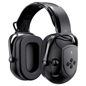 Mpow Bluetooth Noise Reduction Ear Muffs - Best Shooting Hearing Protection: Made for Lasting Comfort