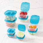 10 Recommendations: Best Food Storage Container (Oct  2020): Attached Lids