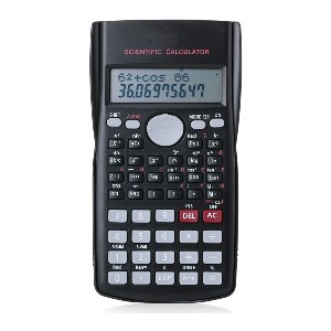 Mr. Pen Scientific Calculator - Best Calculators for Statistics: Protective Hardcover Prevents Scratches and Dings