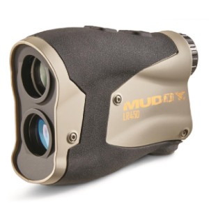 Muddy LR450  - Best Rangefinder for Bow Hunting: Scan Mode Allows for Constant Ranging