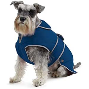 Ancol Muddy Paws Stormguard Coat - Best Raincoats for Big Dogs: Stormproof and protects up to the tail