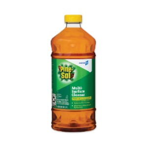 PINE-SOL Multi-Surface Cleaner Disinfectant - Best Cleaning Solution for Vinyl Floors: Safe to Use on Most Hard Non-Porous Surfaces