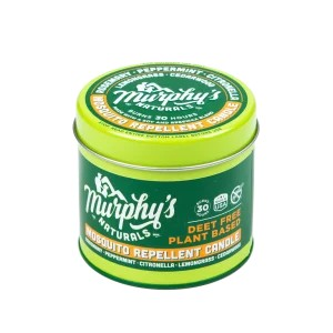 Murphy's Naturals Mosquito Repellent Candle - Best Mosquito Repellent Organic: Natural Repellent Candle