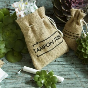 Tampon Tribe My Body - Mix and Match to Suit You! - Best Organic Postpartum Pads: Biodegradable adhesive