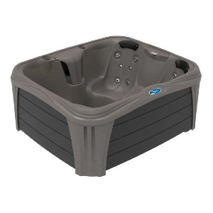 MyLife E20SF 5-Person Hot Tub - Best Hot Tubs Under $5000: Hot Tub with Side by Side Seat