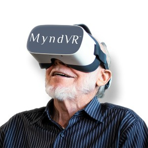 MyndVR Virtual Reality - Best VR for Seniors: Both for personal or community