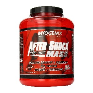 Myogenix Aftershock Critical Mass - Best Mass Gainer Supplements: Fast Digesting Carbohydrate