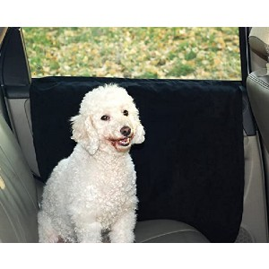 NAC&ZAC Waterproof Pet Car Door Cover  - Best Car Door Protector for Dogs: No more claw marks