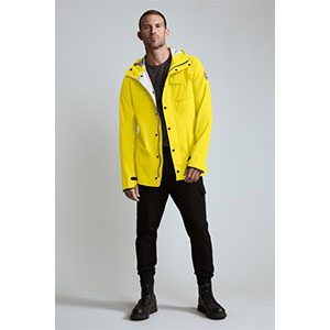 CANADA GOOSE  NANAIMO RAIN JACKET - Best Raincoats Under 1000: Excellent Protection From Stormy Days