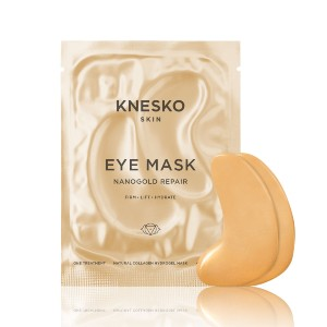 KNESKO NANO GOLD REPAIR COLLAGEN EYE MASK - Best Eye Patches for Puffiness: Depuffing and Age-Defying