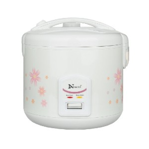 NARITA Steamer Rice Cooker - Best Cookers for Rice: Non-Stick Inner Pot for Easy Cleaning