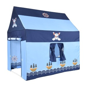 NARMAY Playhouse for Kids - Best Tents for Kids: Super Soft Material Pirate Tent