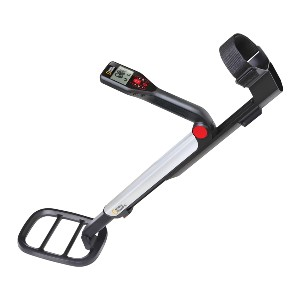 NATIONAL GEOGRAPHIC PRO Series Metal Detector - Best Metal Detector to Find Property Pins: Great Pinpoint Feature