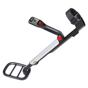 NATIONAL GEOGRAPHIC PRO Series Metal Detector - Best Metal Detector for Beach: Portable Detector