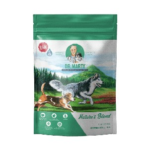 Dr. Marty NATURE'S BLEND DOG APPROVED - Best Weight Gainer Dog Food: All-Natural and Free of Chemicals and Fillers