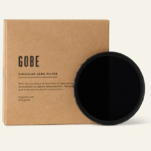 Gobe ND128  - Best ND Filters for Portrait Photography: Come With A Protective Travel Tin Case