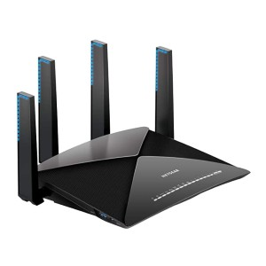 NETGEAR Nighthawk X10  - Best Wi-Fi Router for Multiple Devices: Best overall