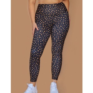 BLANK LABEL ACTIVE NO. 0111 SUPER HIGH RISE V FRONT - Best Leggings for Plus Size: Comfortable with Ease of Movement