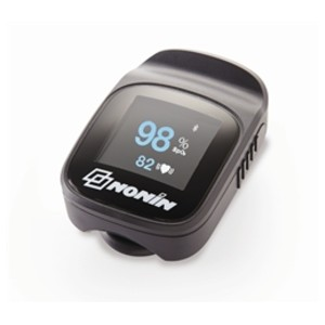 NONIN Connect Bluetooth Wireless Finger Pulse Oximeter - Best Pulse Oximeter with Bluetooth: Clinically proven