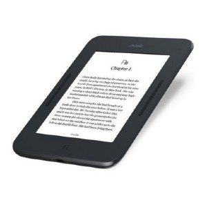 Barnes & Noble NOOK GlowLight 3 - Best E-Reader for Library Books: With night mode