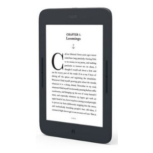 Barnes & Noble NOOK GlowLight Plus - Best E-Reader for Library Books: Enjoy the podcast