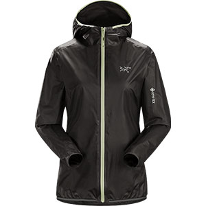 Arc'teryx Andra NORVAN SL HOODY WOMEN'S - Best Rain Jackets for Scotland: Lightweight and Packable
