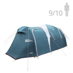 NTK Arizona GT 9 to 10 Person - Best Tents for Heavy Rain: Waterproof Family Tent