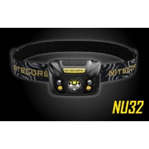 Nitecore NU32 - Best Headlamps for Running: Multiple Outputs for Complete Versatility