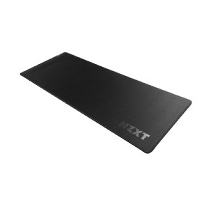 NZXT Large Mouse Pad - Best Mouse Pad for Gaming: Micro-Woven Cloth Top with Non-Slip Rubber Base